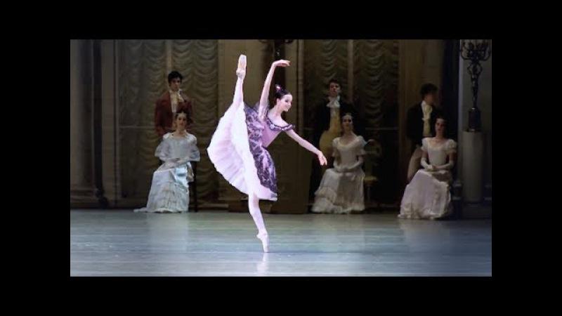 Vaganova Ballet Academy. Maria Khoreva. Graduation perfomance 2017, Paquita. Mariinsky Theatre.