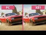 Forza Horizon 3 – PC vs. Xbox One Graphics Comparison