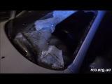 Полицаи-беспредельщики разбили стекло и достали девушку ч1