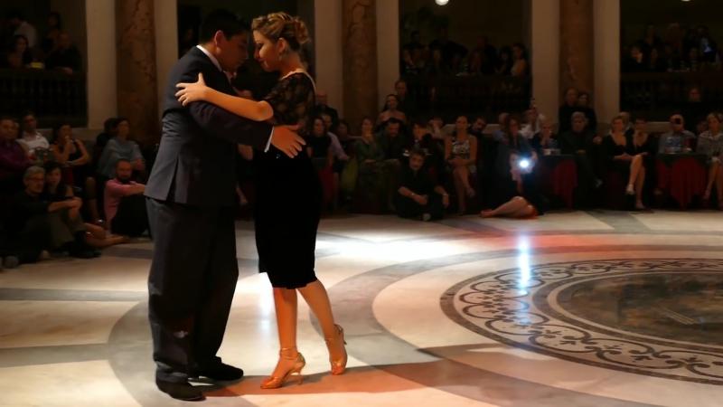 Carlitos Espinoza Noelia Hurtado, Yo te bendigo (Winter Tango Napoli 2015, 2⁄5)