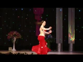 Anna Nepomnyaschaya @ Gala show Amira B'Day '11. 7400