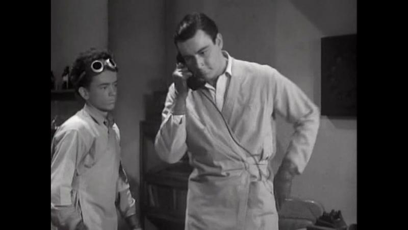 Бэтмен (1943) 02. The Bat Cave