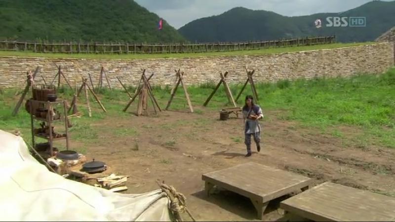 Воин Пэк Тон-су 9/29 (2011)