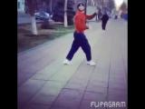 Лезгинка шафл Абу Бандит