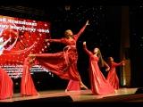 Образцовый хореографический ансамбль -Цветы России- Цветение розы