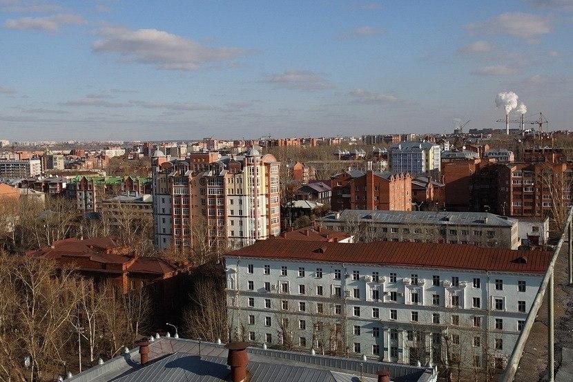 Томская область заняла 16 место в экологическом рейтинге