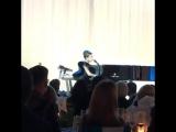 «Born This Way» на мероприятии в честь дня рождения Элтона Джона (25 марта)