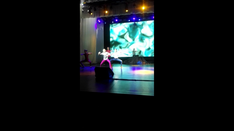 Бэкстейдж с репетиции концерта