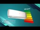 АБСклимат. Потрясающе изящный кондиционер Hisense Premium Slim Design Inverter.