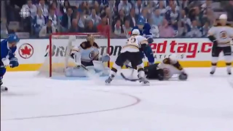 Stanley Cup Playoffs 2013 ECQF Game 3 Boston Bruins -Toronto Maple Leafs-