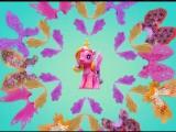 MY LITTLE PONY + PLAY-DOH ТВ ролик Пони ПОП с Крыльями и ПлэйДо Стильный Салон Рэйнбоу Дэш B0371+B0011