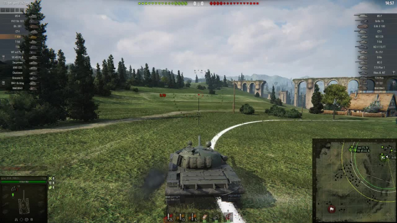 Live: Буст аккаунтов/Фарм серебра/ World of Tanks