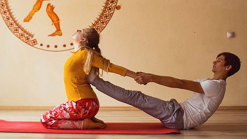 Афиша Тамбов Йога-массаж - Базовый курс / 5-6 марта
