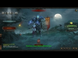 Diablo 3 Reaper of Souls Crusader Aghora#2361 Europe HC SEASON 10 Patch 2.5.0