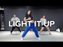1Million dance studio Light It Up - Major Lazer (ft. Nyla & Fuse ODG)  Beginners Class