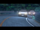 Initial D Final Stage 04 2014 аниме, фильм про гонки , погони , машины