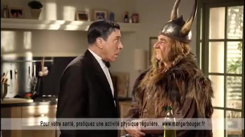 Фернандель в рекламе Puget 3