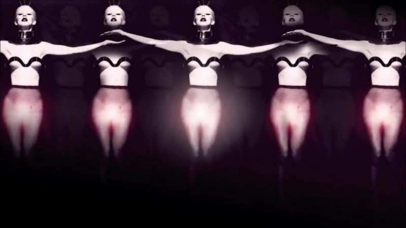 Christina Aguilera Birds of Prey (Reuben Wu Ladytron Remix)