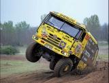 Экстрим гонки на грузовиках 4x4