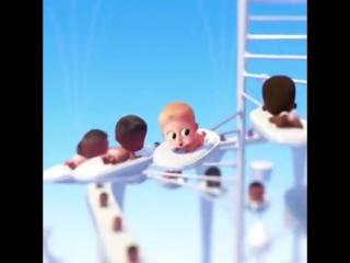 анимация про рождение детей
