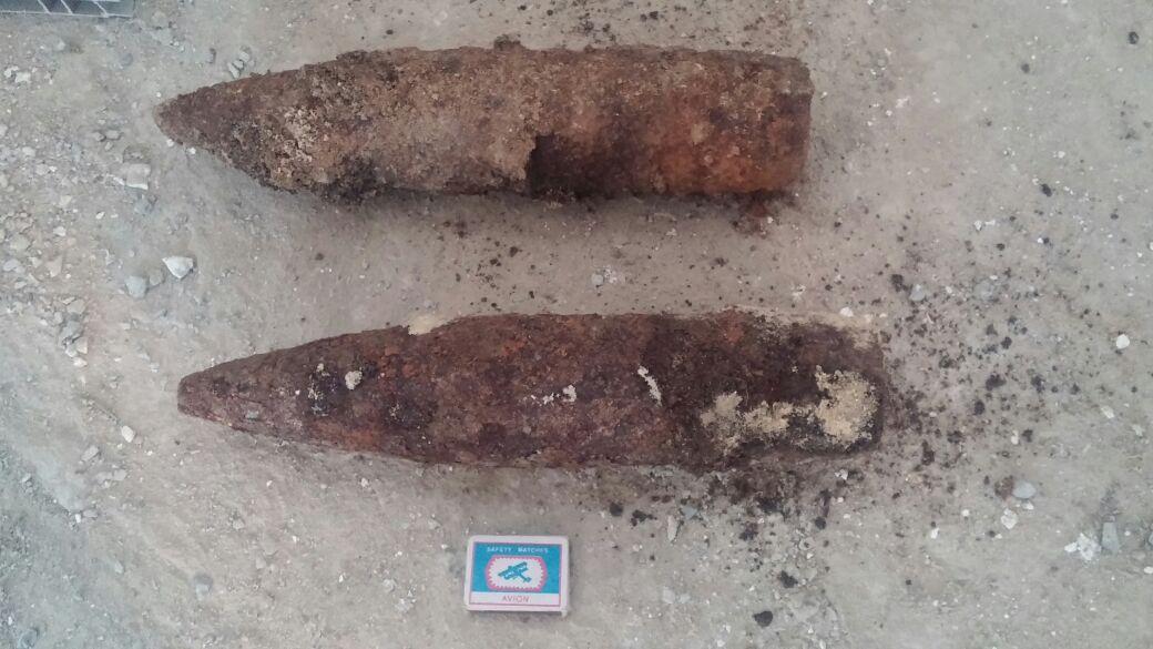 Взрывотехники таганрогского ОМОНа обезвредили боеприпасы, найденные в СЖМ Таганрога