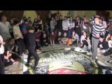 58)Тюбетейка 7 Хип-хоп Про - Изи Ли и Антон Кот 29.01.2017 (Набережные Челны)