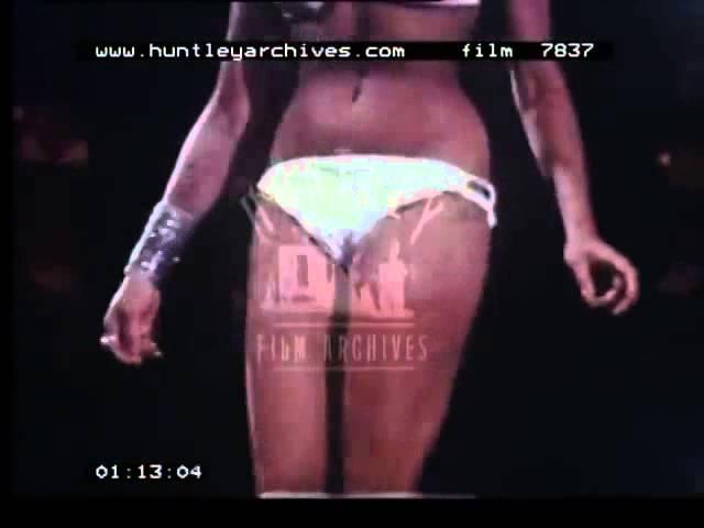 Miss World 1951 - Bikini Girls In Colour