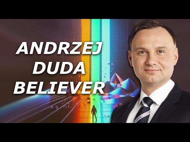 IMAGINE DRAGONS FT. ANDRZEJ DUDA - BELIEVER REMIX