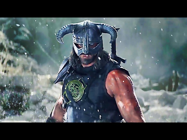 SKYRIM VR New Live Action Trailer (2017) PS4 / PSVR