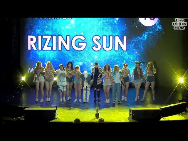 Intro WINNER – ISLAND dance cover by RIZING SUN [ЭТО 2017 (15.10.2017)]