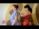 Демонстрация построения плечевой основы и рукава методом УниМеКС на нестандартную женскую фигуру