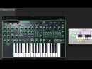 Roland System1 Software Synthesiser (HD HQ AUDIO)