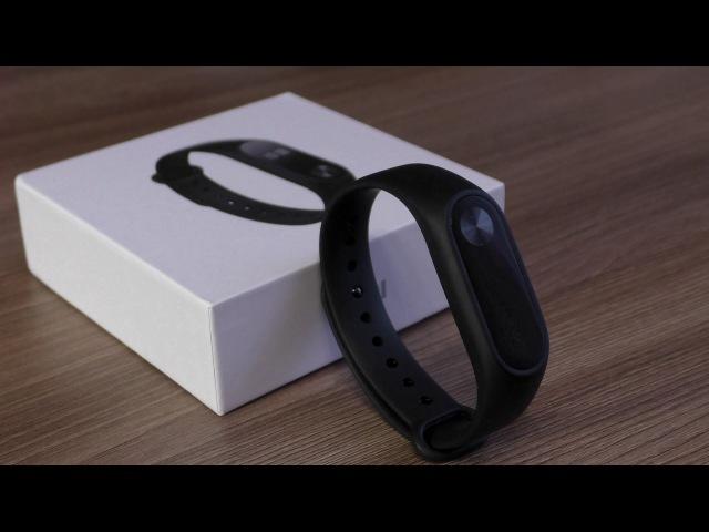 Обзор Браслета Xiaomi Mi Band 2 Пульс, Шаги и Часы