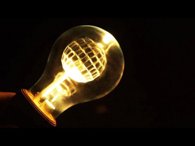 Делаем лампочку из лампочки