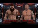 WFW RAW - Koljan Styles vs Randy Orton [¼ Final Raw Tournament]