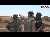The Syrian Arab Army regains control of the village of Massoud in a peaceful eastern suburb