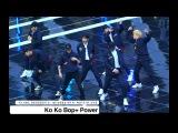 엑소 EXO[4K Rehearsal 리허설 직캠]Ko Ko Bop+ Power,평창문화올림픽케이팝콘서트 풀캠@171101 락뮤직