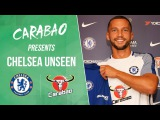 Exclusive Deadline Day Access As Drinkwater &amp Zappacosta Sign For Chelsea  Unseen