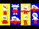 Мультики Маши и Медведь Вспыш и Чудо машинки Свинка Пеппа Машинки Мульт киндер ...