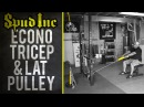 Spud Inc. Econo Tricep Lat Pulley Set Up/Demonstration | elitefts
