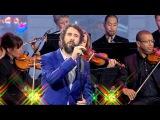 JOSH GROBAN (ДЖОШ ГРОБАН) SINGS 'EVERMORE' LIVE