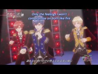 (60 FPS) Dream Festival - Episode 5 - TraSig - The Three Musketeers of the Rose -