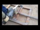 Самодельная стойка для болгарки Making Angle Grinder Stand