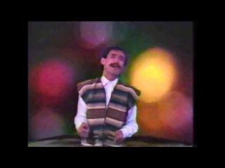 Apo Mahseredjian - Asmar Aghchig/Ha Nina/Sev Acherov Aghchig [1992 Video]