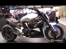 2016 Ducati xDiavel Accessorized by Rizoma Walkaround 2016 EICMA Milan