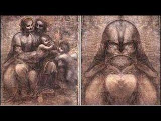 Предупреждение ЧЕЛОВЕЧЕСТВУ - разгаданы послания Леонардо да Винчи. Второе дно …