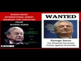 BREAKING PUTIN ISSUES INTERNATIONAL ARREST WARRANT FOR GEORGE SOROS  DEAD OR ALIVE ! ANSWER