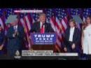 Pobjednički govor Donalda Trumpa