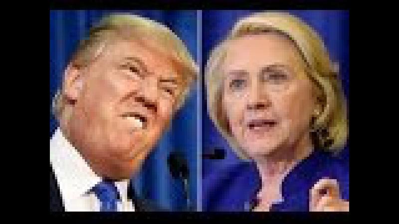 Tramp uzvraća udarac! Hilari bez teksta? DEBATA
