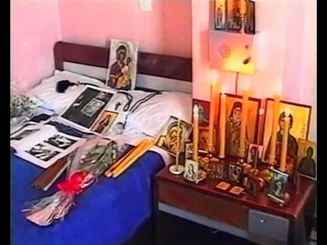 Избранник Божией Матери (Иосиф Муньос, хранитель Иверской Монреальской чудотворной иконы).